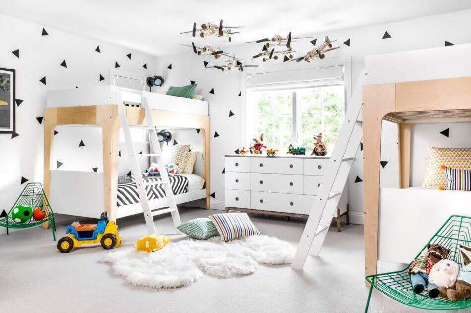 Детская для Мальчика − Дизайн Комнаты для Мальчика