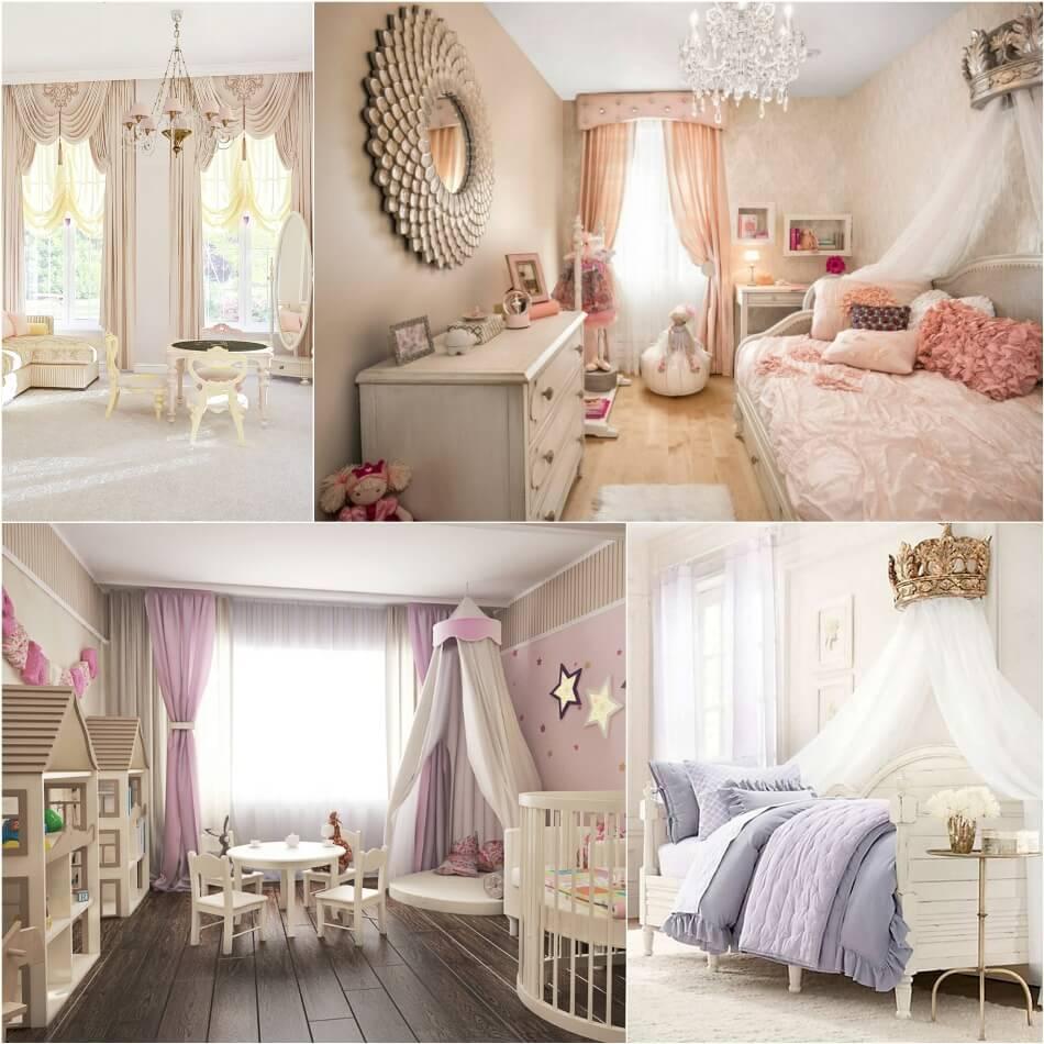 Комната для Девочки − Тематическая Детская Комната