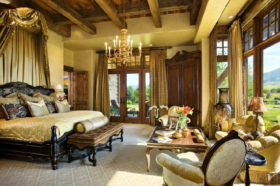 Спальня Классика - Спальня Мебель - Спальня в Классическом Стиле
