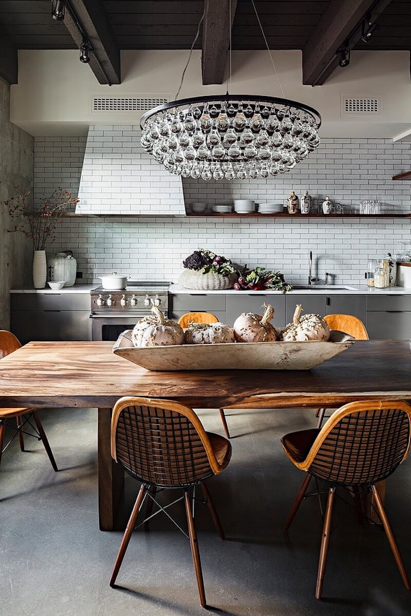Освещение Кухни - Освещение Обеденной Зоны - Освещение на Кухне