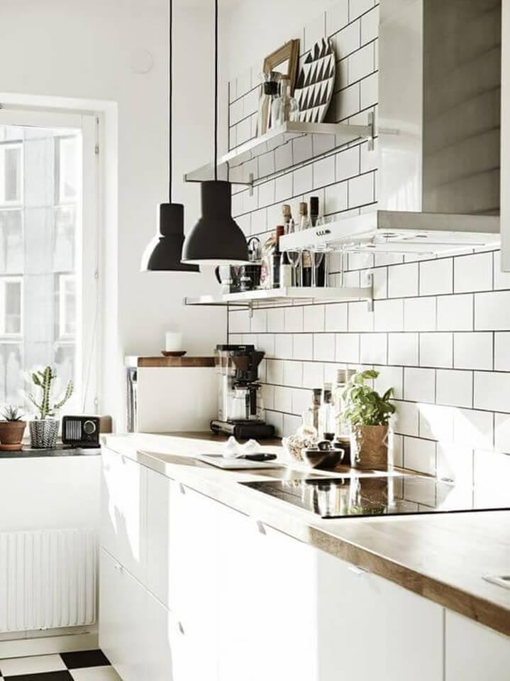 Освещение Кухни - Рабочая Зона на Кухне - Освещение на Кухне
