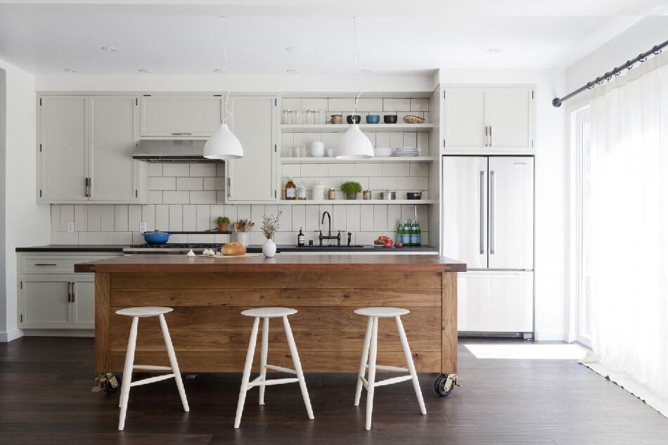 Белая Кухня - Плюсы Белой Кухни - Дизайн Интерьера Белой Кухни