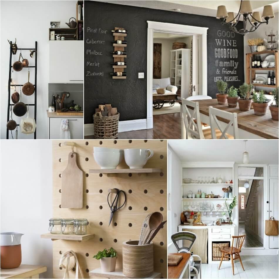 Дизайн Кухни - Декор для Кухни - Интерьер Кухни