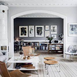 Дизайн гостиной − Дизайн зала