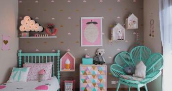Дизайн детской комнаты для девочки − Комната для Девочки