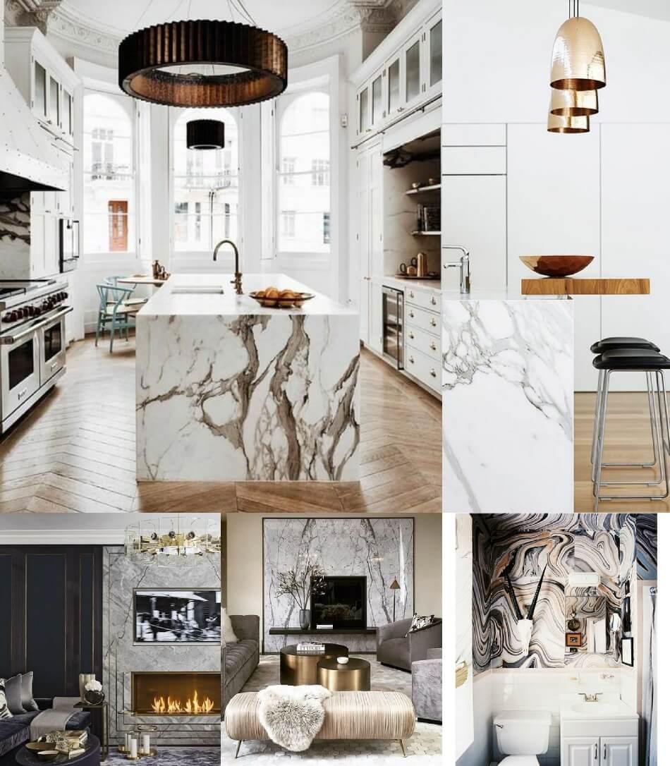 Home Design Ideas 2018: Основные Тренды Дизайна Интерьера 2018
