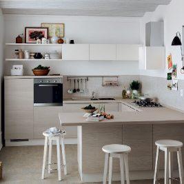 Маленькая Кухня − Дизайн Маленькой Кухни