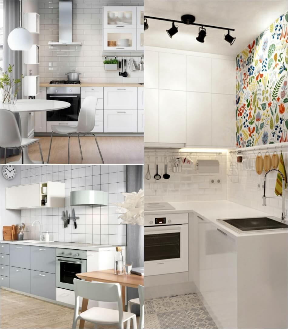 Маленькая Кухня - Декор на кухне - Дизайн Маленькой Кухни