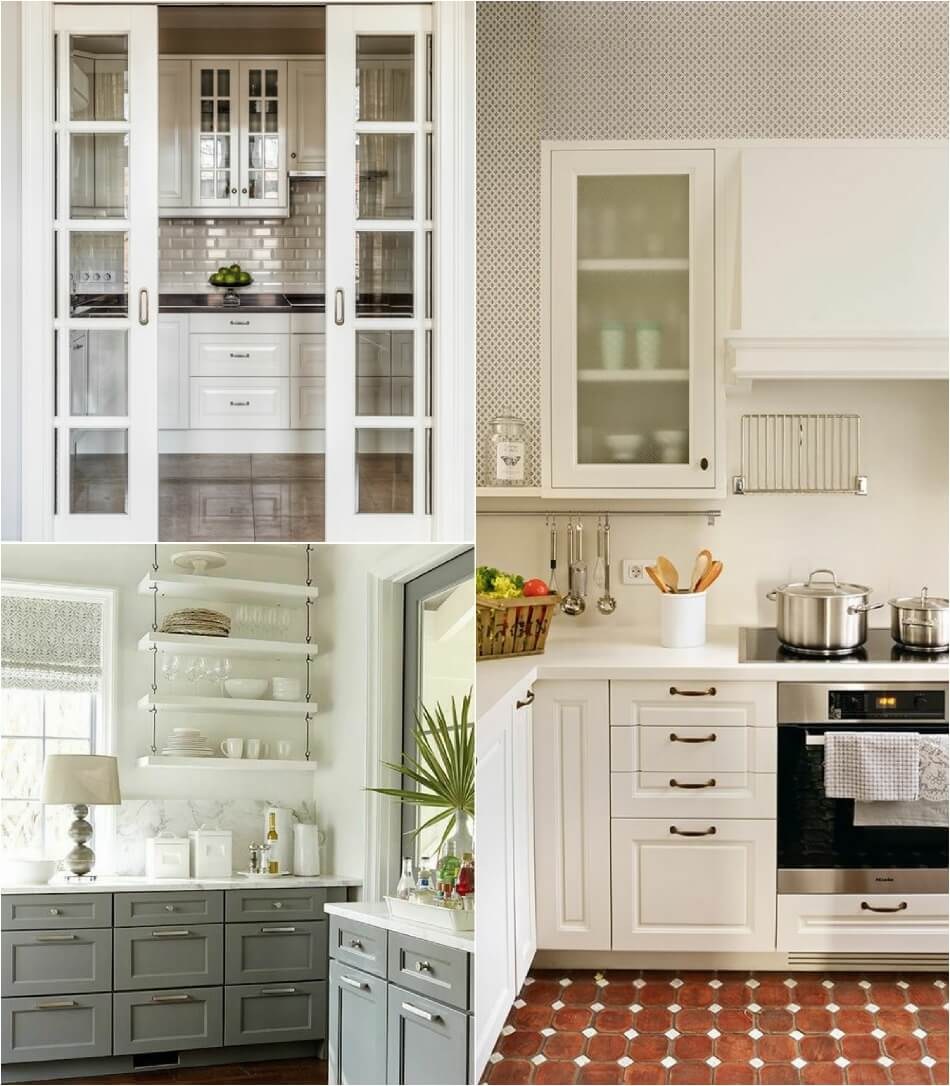 Маленькая Кухня - Кухня-классика - Дизайн Маленькой Кухни