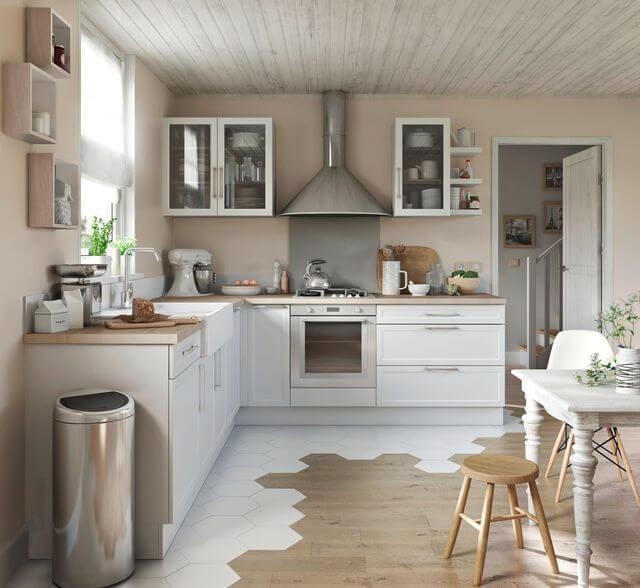 Пол кухни – Пол на Кухне