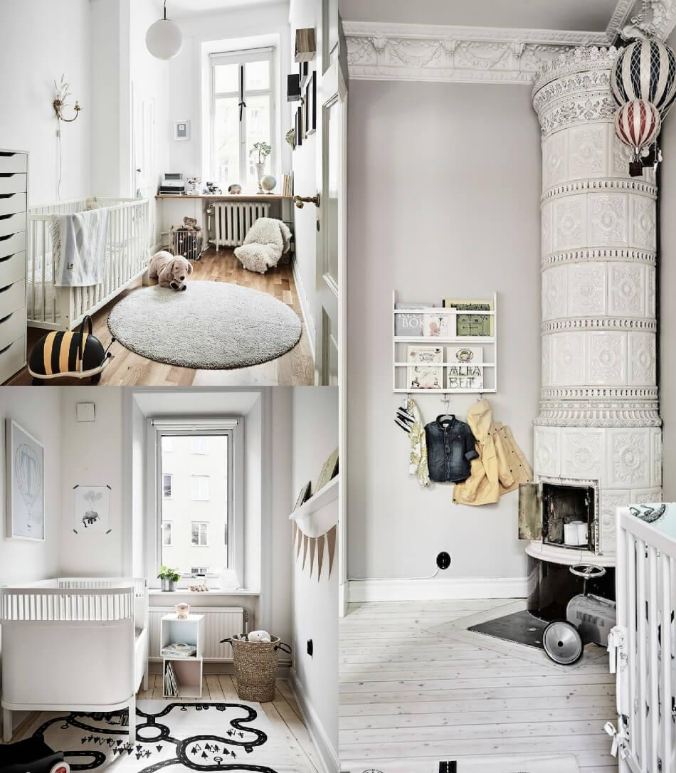 Best 20 Kids Room Design Ideas On Pinterest: Скандинавский Дизайн Интерьера с Фото