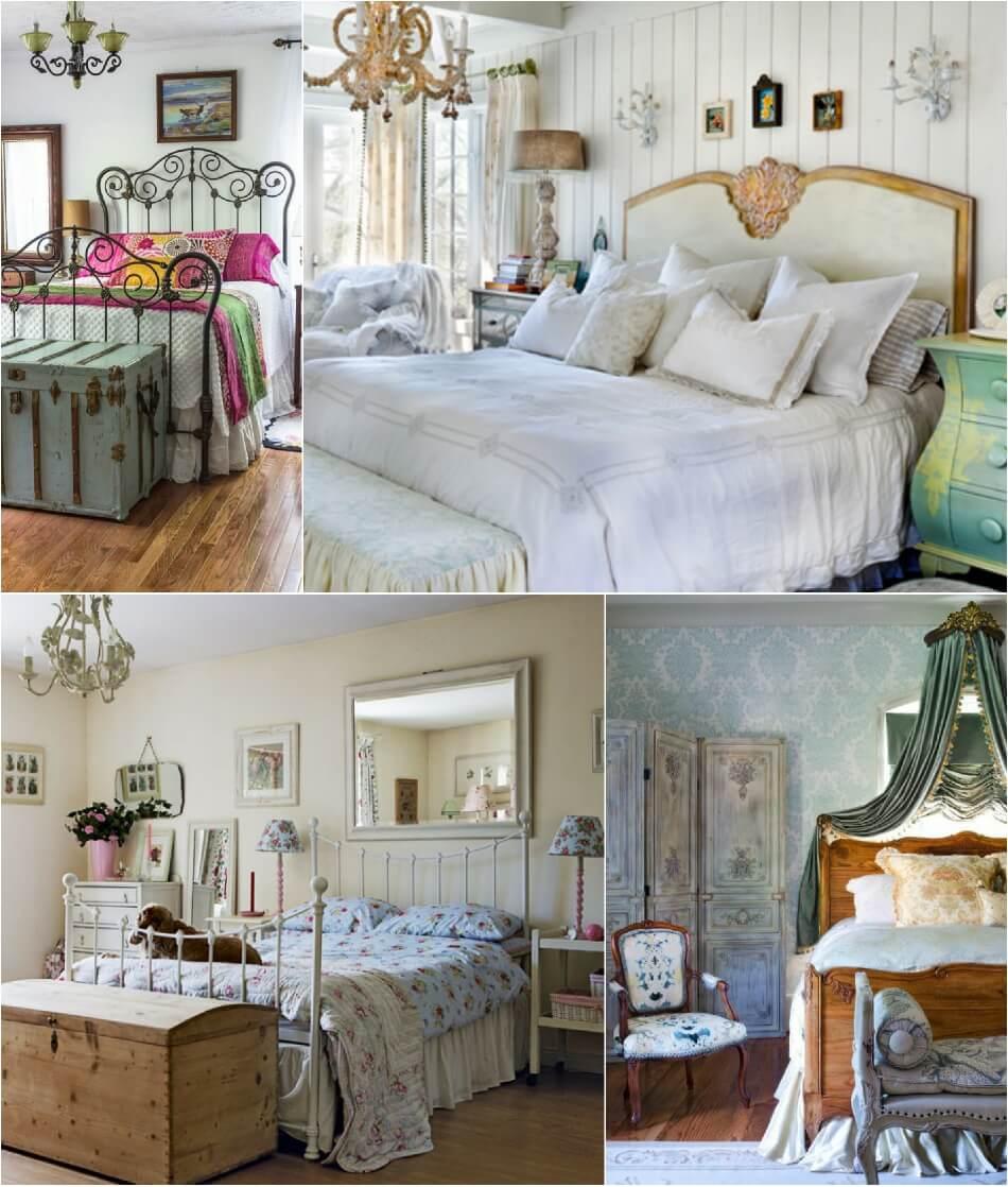 Спальня Кантри – Декор для спальни -Интерьер Спальни в Стиле Кантри