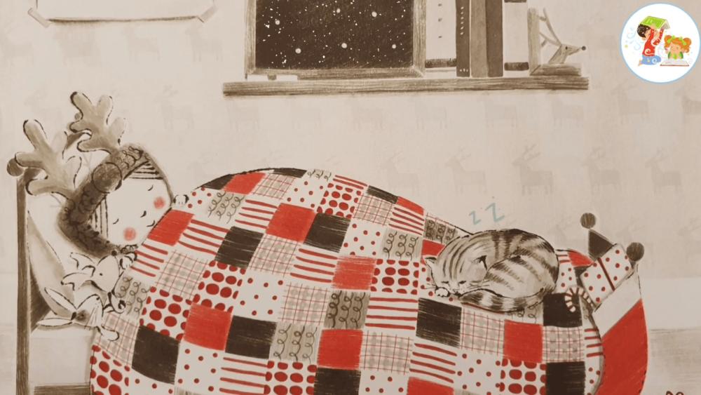 Аудио сказки для детей - Киллен Никола - МАЛЕНЬКИЙ ОЛЕНЁНОК - Олли уже ложилась в кровать