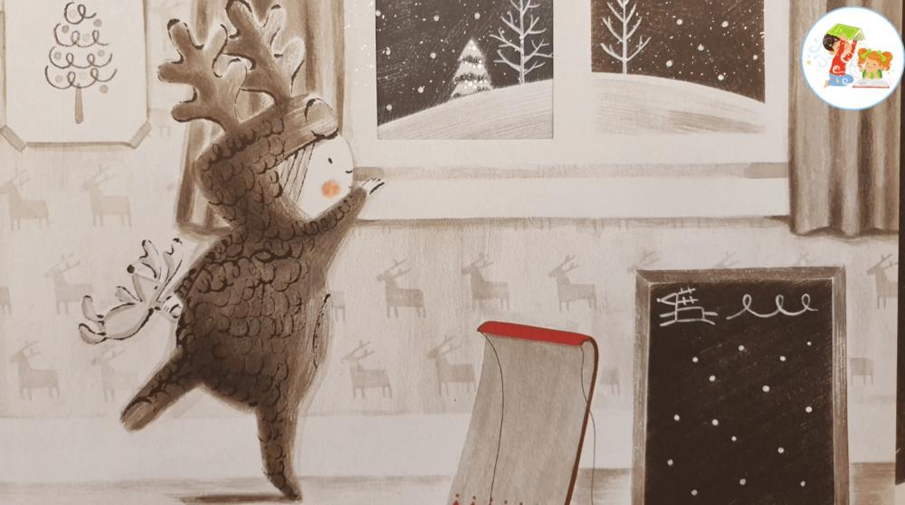 Новогодняя Аудио сказка для детей - Киллен Никола - МАЛЕНЬКИЙ ОЛЕНЁНОК